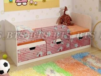 Кровать детская Минима - Мебельная фабрика «BTS»