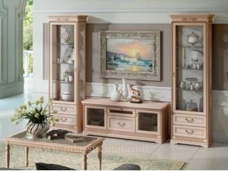 Гостиная Джоконда - Мебельная фабрика «Миасс Мебель»