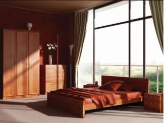 Спальный гарнитур Александрия 1 - Мебельная фабрика «Мега»
