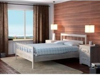 Кровать Троя - Мебельная фабрика «Дримлайн»