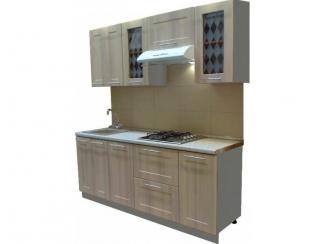 Кухня угловая Лиственница - Мебельная фабрика «Техсервис»