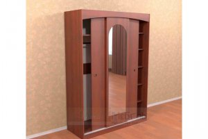 Шкаф-купе Визит-1 - Мебельная фабрика «Алтай-мебель»