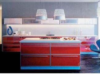Кухня Manhattan - Мебельная фабрика «AlvaLINE»