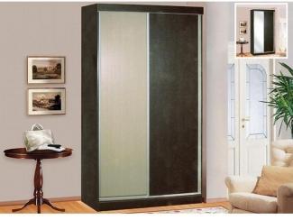 Шкаф-купе двух-дверный - Мебельная фабрика «МДН»