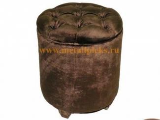 Пуф AP-4708 - Мебельная фабрика «Металл Плекс»