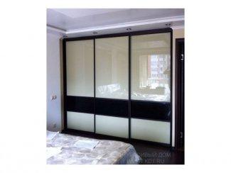 Шкаф со вставкой Оракал - Мебельная фабрика «Красивый Дом»