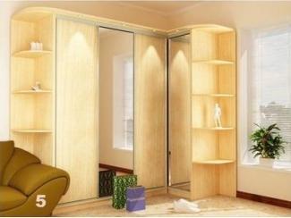 Шкаф-купе в гостиную  - Мебельная фабрика «FORSETI»