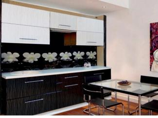 кухня прямая Модерн 2 - Мебельная фабрика «Долес»