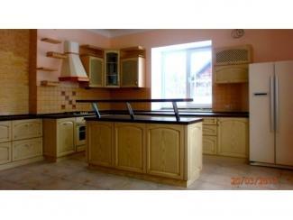 Кухня Анетта с островом - Мебельная фабрика «А Класс»