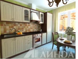 Кухня Сицилия МДФ - Мебельная фабрика «Линда»