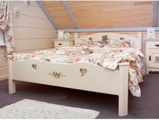 Деревянная кровать Lagos - Мебельная фабрика «Домашняя мебель»