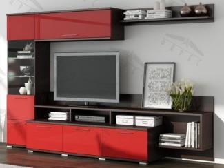 Гостиная стенка Freestyle-4 - Мебельная фабрика «Фарес»