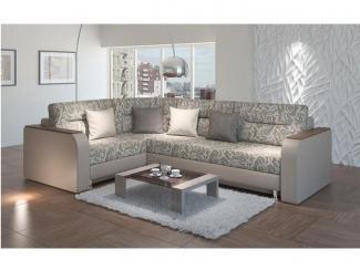 Угловой диван Бруклин - Мебельная фабрика «Элика мебель»