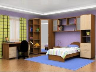 Детская 4 - Мебельная фабрика «Нижнетагильская мебельная фабрика»