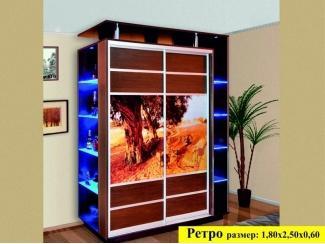 Шкаф Ретро  - Мебельная фабрика «Мебликон»