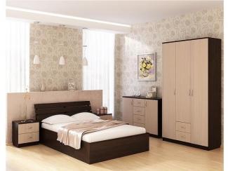 Спальня Деметра-2 - Мебельная фабрика «МебельШик»