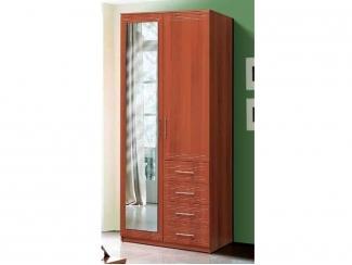 Распашной шкаф с ящиками  - Мебельная фабрика «Аджио»