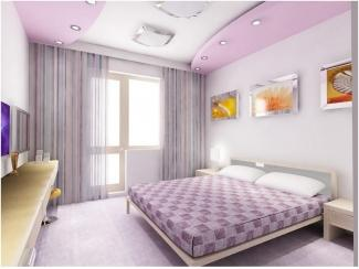 Большая двухспальная кровать  - Мебельная фабрика «Перспектива»