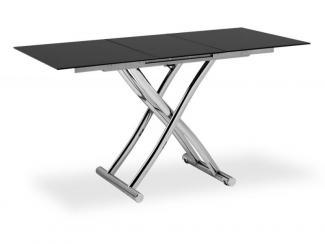 Стол - трансформер Wave Cr - Импортёр мебели «AERO (Италия, Малайзия, Китай)»