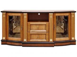 Тумба Венеция ТВ 3с П164.30 береза - Мебельная фабрика «Пинскдрев»