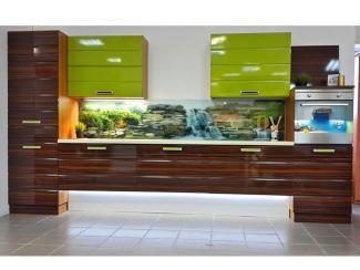 Кухня прямая Гармония - Мебельная фабрика «Крафт»