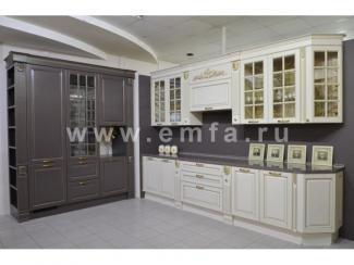 Кухонный гарнитур угловой BERTINA