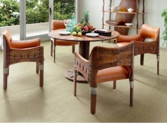 Стул с глубокой посадкой TUVALU - Импортёр мебели «Arredo Carisma (Австралия)»