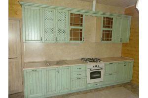 Прямая кухня - Мебельная фабрика «Meberotti»