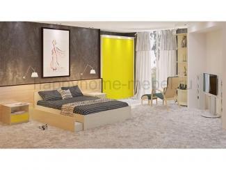 Спальный гарнитур FELICITA 3 - Мебельная фабрика «Happy home»