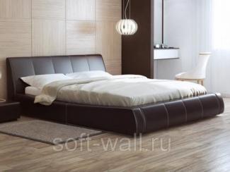 Кровать мягкая Киото - Мебельная фабрика «SoftWall», г. Омск