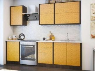 Небольшая кухня 2,4 м - Мебельная фабрика «Кухни Заречного»