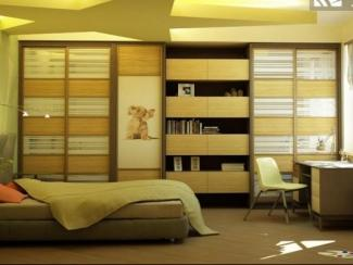 Шкаф  для детской 2 - Мебельная фабрика «Солнечная ладья»