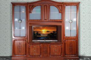 Гостиная стенка Глория - Мебельная фабрика «Кубань-мебель»