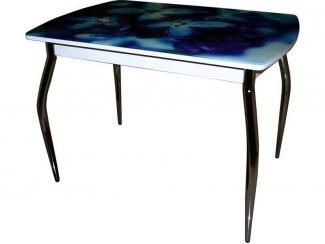 Стол со стеклянной столешницей Франк