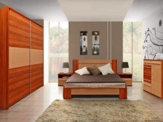 Спальный гарнитур Капучино - Мебельная фабрика «Пинскдрев»