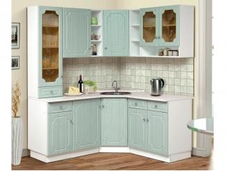 Угловая кухня Сорнячок - Мебельная фабрика «Аджио»