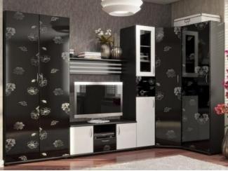 Современный дизайн гостиной Полонез  - Мебельная фабрика «Фран»