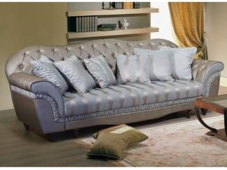 Красивый диван Глория-Пума 2 - Мебельная фабрика «Элегия»