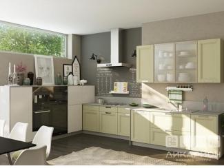Современная кухня Анастасия Манчестер - Мебельная фабрика «Ликарион»