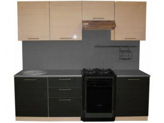 Кухонный гарнитур прямой Модель 1 - Мебельная фабрика «Петербургская мебельная компания (ПМК)»
