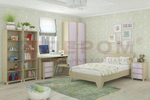 Детская Валерия композиция 9 - Мебельная фабрика «Лером»