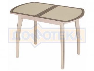 Раздвижной стол Чинзано ПО - экокожа (кожзам) - Мебельная фабрика «Домотека»