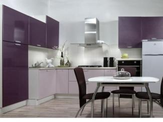 Угловая кухня Color Collection Кэри  - Мебельная фабрика «Юлис»