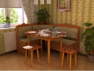 Кухонный угол С ГРЕБНЕМ  - Мебельная фабрика «Александрия»