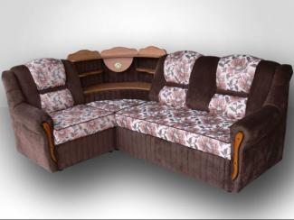 Угловой диван Джулия - Мебельная фабрика «Дуэт»