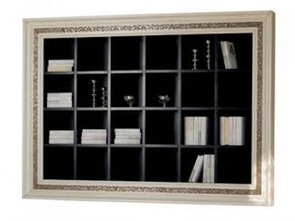 Гостиная стенка с полками - Импортёр мебели «Spazio Casa»