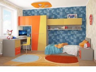 Детская 007 - Мебельная фабрика «Mr.Doors»