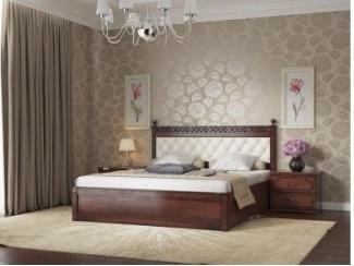 Кровать Ричард - Мебельная фабрика «СВ-стиль»