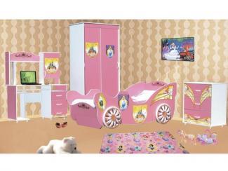 Детская Принцесса - Мебельная фабрика «Мэри-Мебель»