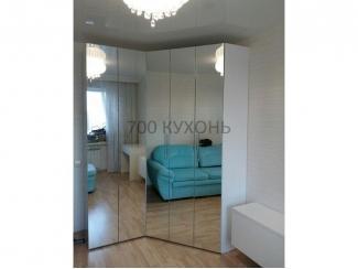Шкаф угловой зеркальный 3867 - Мебельная фабрика «700 Кухонь»